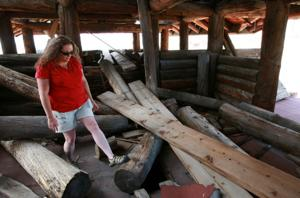 Unusual house near Yellowstone attracts curious