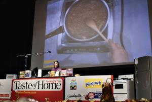 What's ahead: Popular Taste of Home cooking show in Gillette