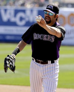 Todd Helton's 16th opener could be his last