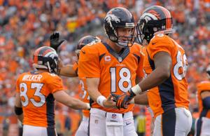 Manning time in Texas: Broncos visit Cowboys
