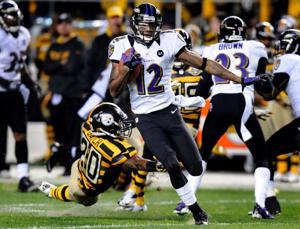 Ravens top Steelers 13-10, control AFC North race