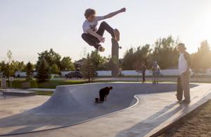 Skatepark to get sign