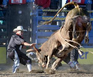 Tuckness again named bullfighter of the year