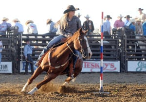 National High School Finals Rodeo results