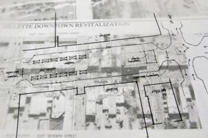 Downtown design in full swing