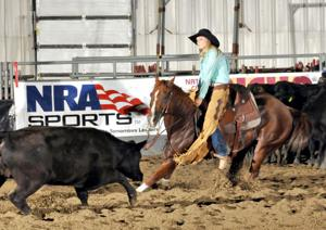 Arvada bull rider wins national title at NHSFR