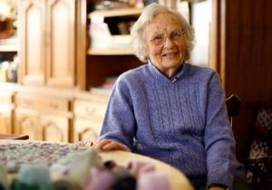 Casper woman cuts a rug with her craft