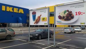 Horse meat found in Ikea's Swedish meatballs