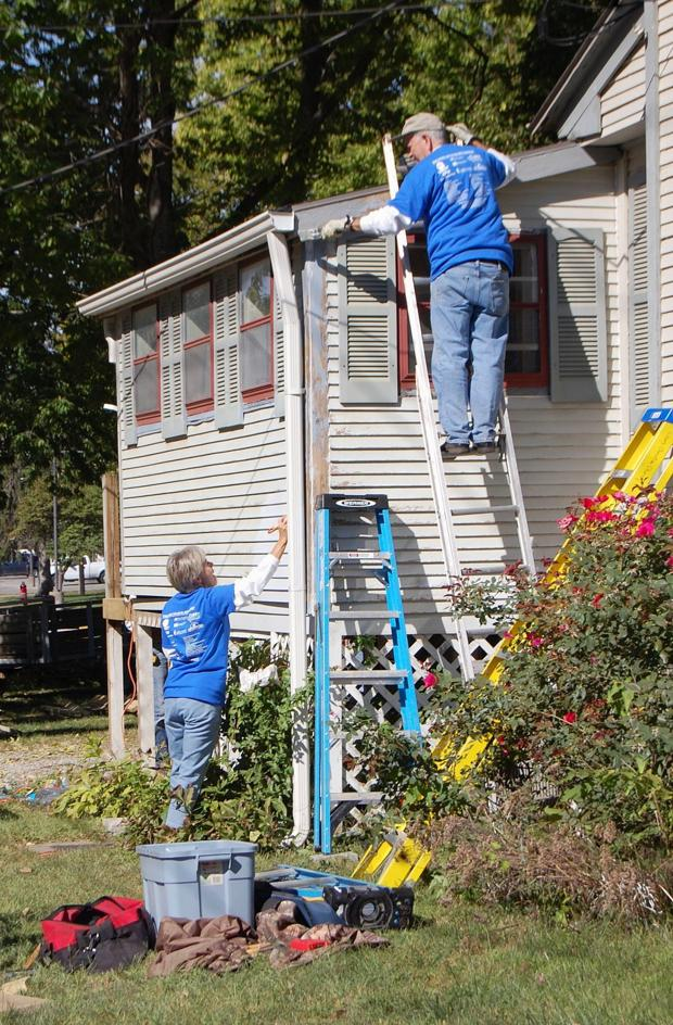 Rebuilding Together Clay County reaches milestone on annual project day