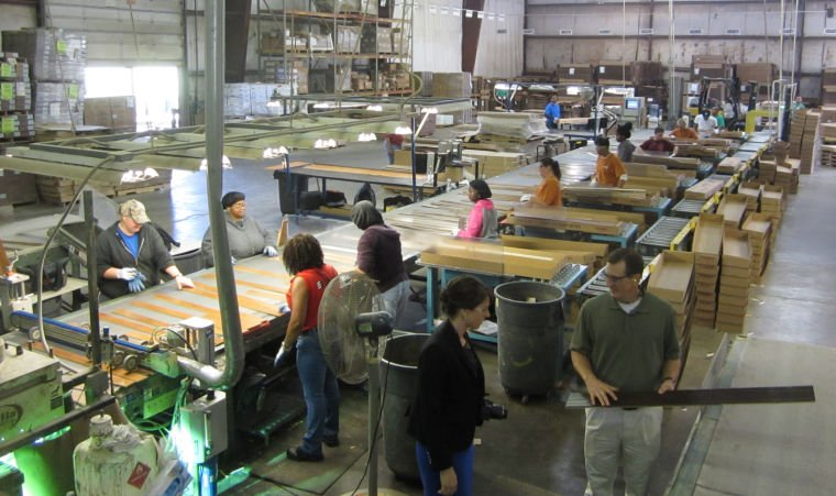 Busy flooring plant plans to grow hire more workers for Columbia flooring careers danville va