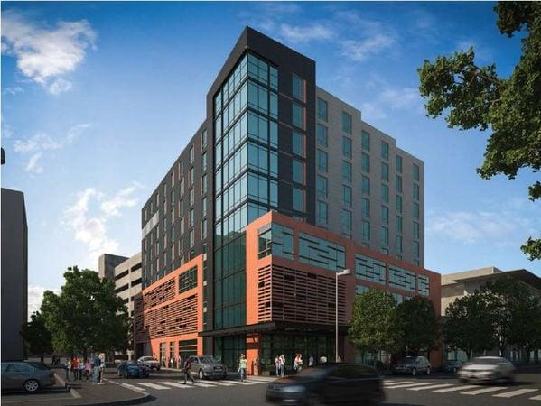 charlottesville hotels near medical center