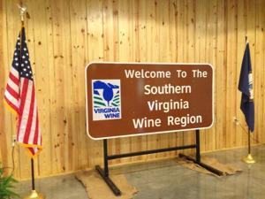 Local wine marketing efforts include new roadside signs