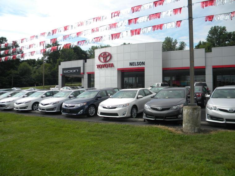 Nelson Toyota Martinsville Va U003eu003e Nelson Toyota Scion   Stanleytown, VA