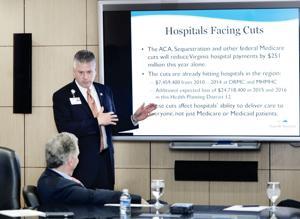 McAuliffe Talks Medicaid Expansion