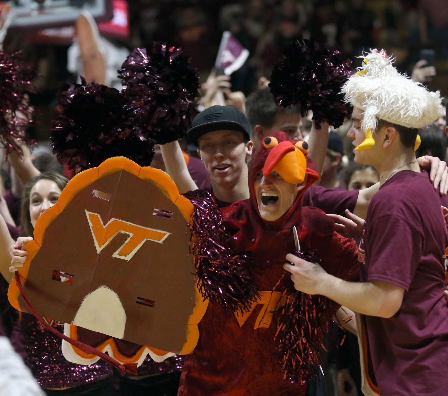 After huge win against Virginia, Virginia Tech takes on bad injury news