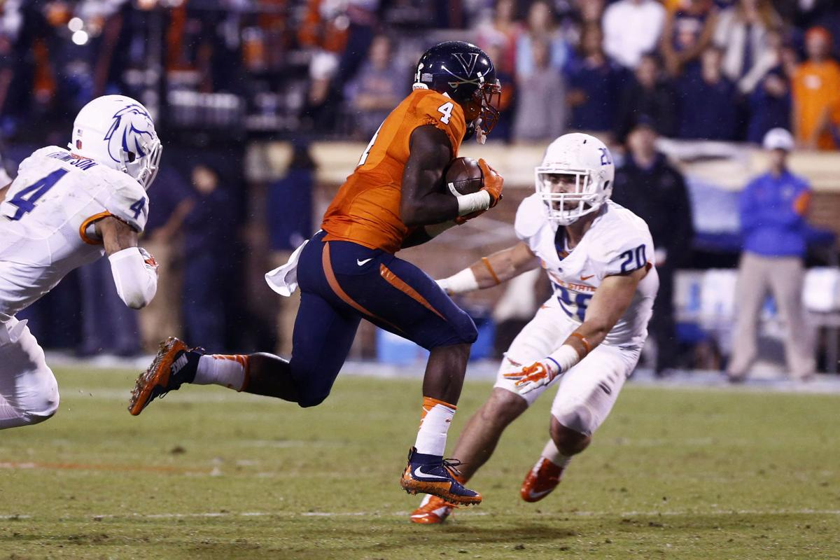 Image result for taquan mizzell uva