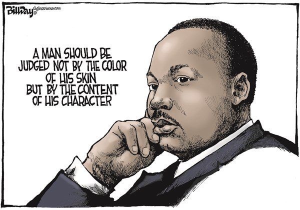 Gallery For gt Cartoon Martin Luther King Jr