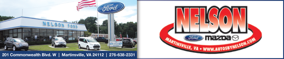 Nelson Ford Martinsville Virginia >> Nelson Ford Martinsville | Upcomingcarshq.com