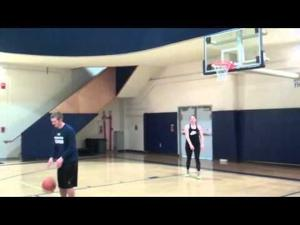 Gonzaga Bulletin Trick Shot Competition