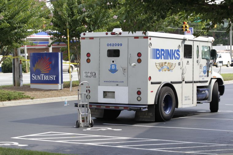 Brinks Food Truck