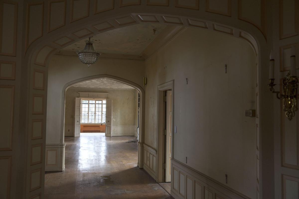 A Peek Inside Greensboro 39 S Historic Julian Price Home Gallery