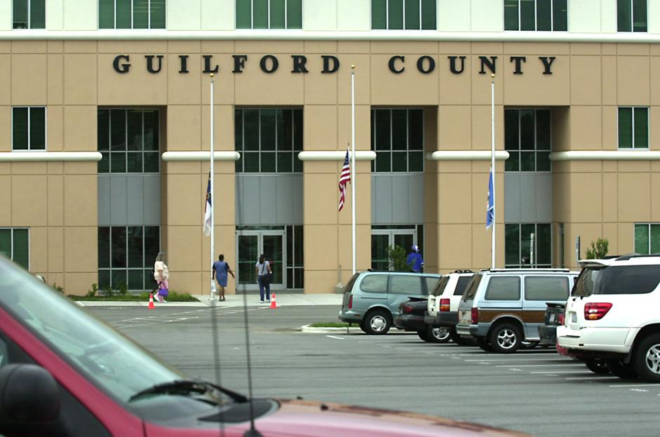 guilford county government greensboro jobs