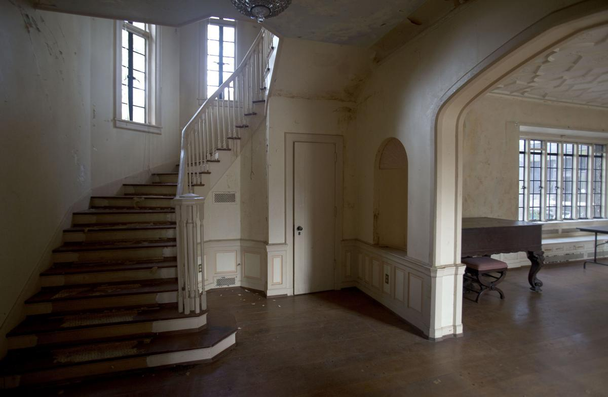 A peek inside greensboro 39 s historic julian price home for Mansion prices