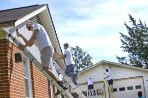 Volunteers Help Homeowners As Part Of Annual Event Greensboro News Record Local News