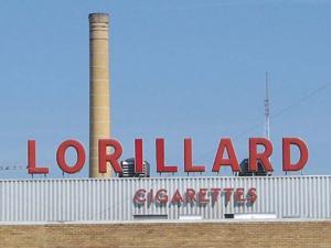 Lorillard Greensboro plant