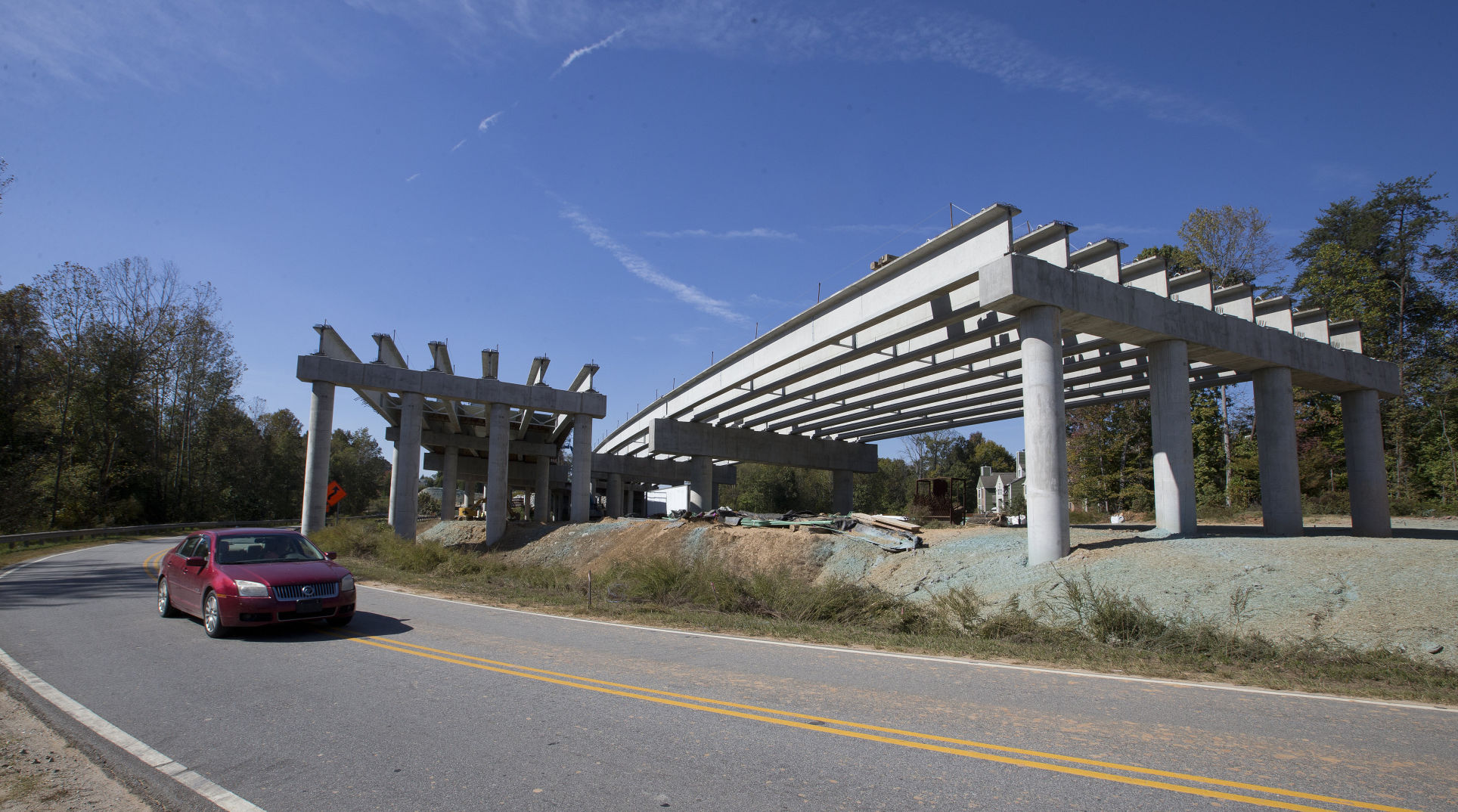 Greensboro Beltway I 85 I 73 I 840 I 785 Oak Ridge