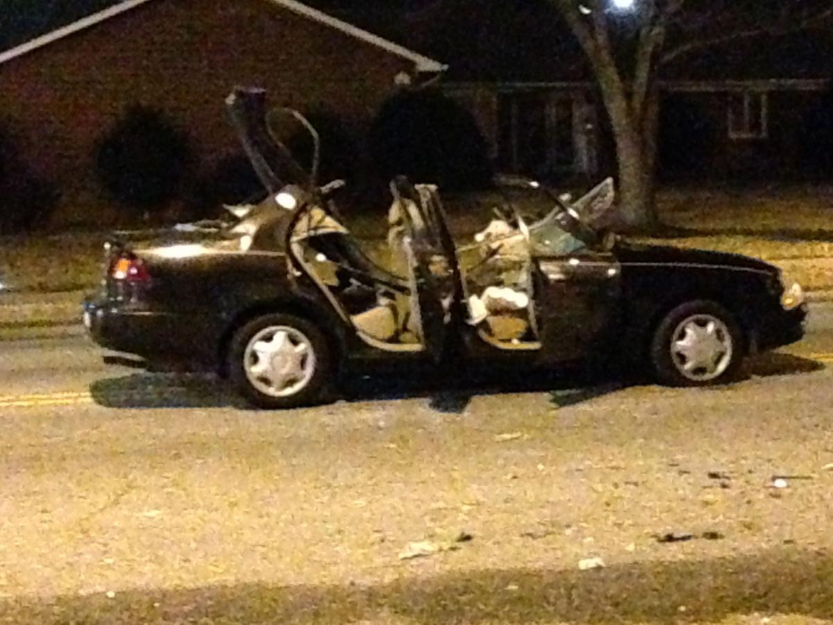 w dies after greensboro collision news greensboro com wreck in greensboro