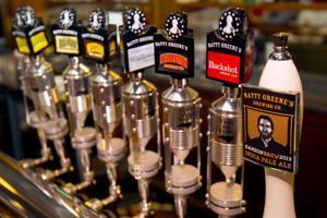 Natty Greene's beer generic