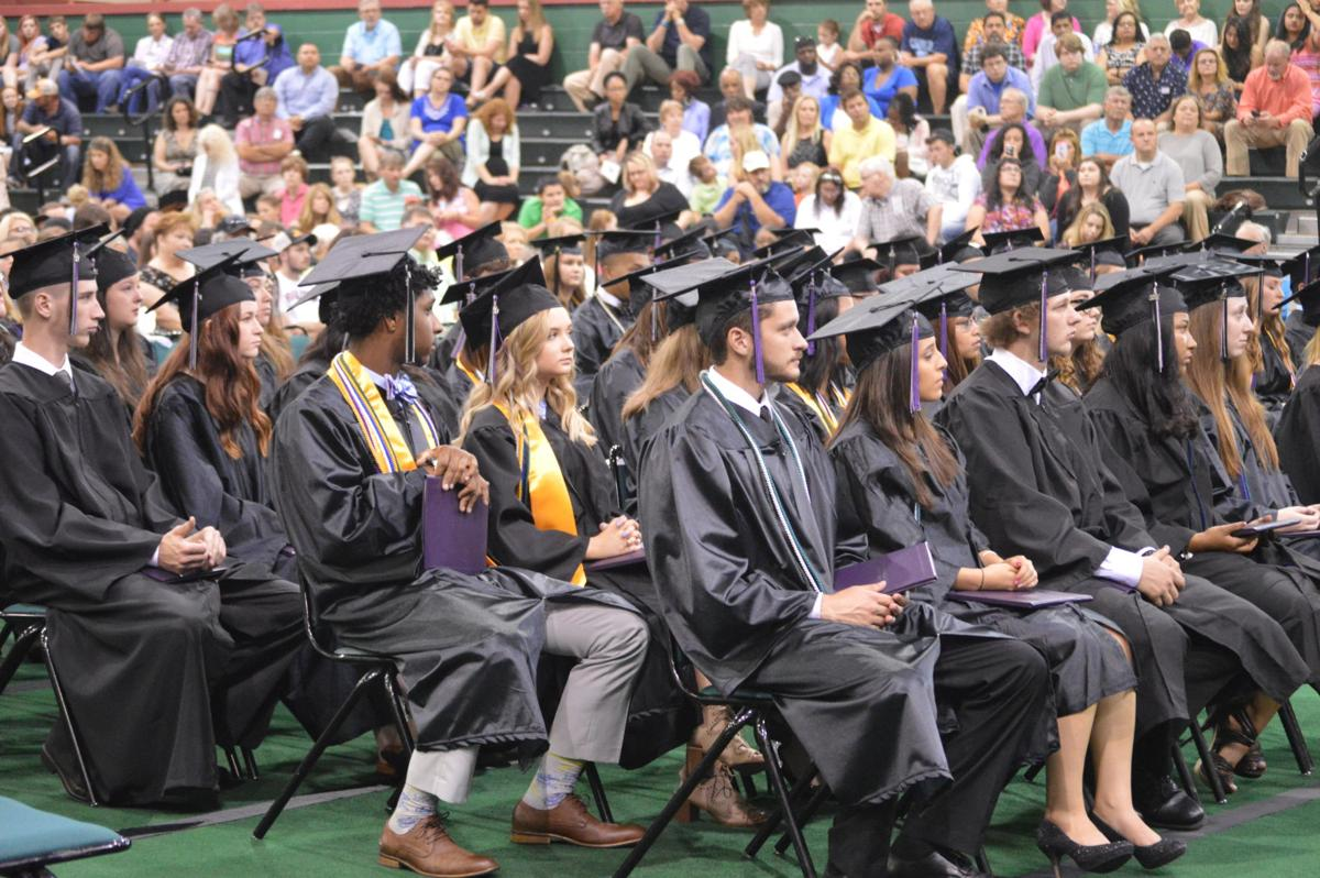 Rockingham Early College High School Graduation 2017 ...