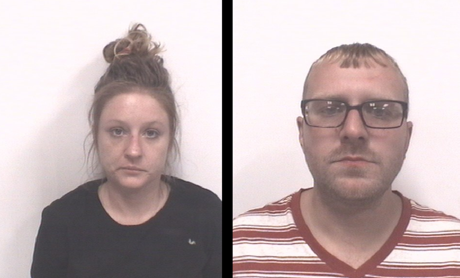 Vehicle Stop In Lexington Leads To Heroin Seizure Arrests