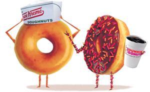 news donut art 053013