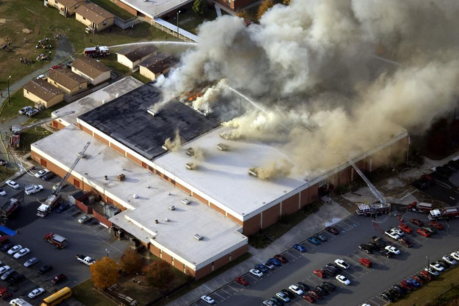 Eastern Guilford High School Fire 10 Years Later
