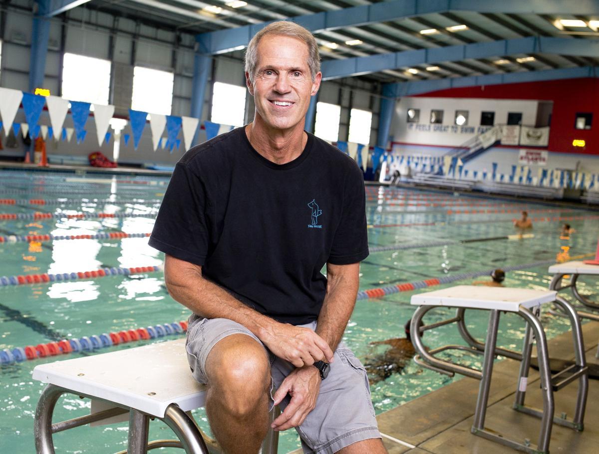 Swimatlanta coach, founder chris davis picked for georgia aquatics ...