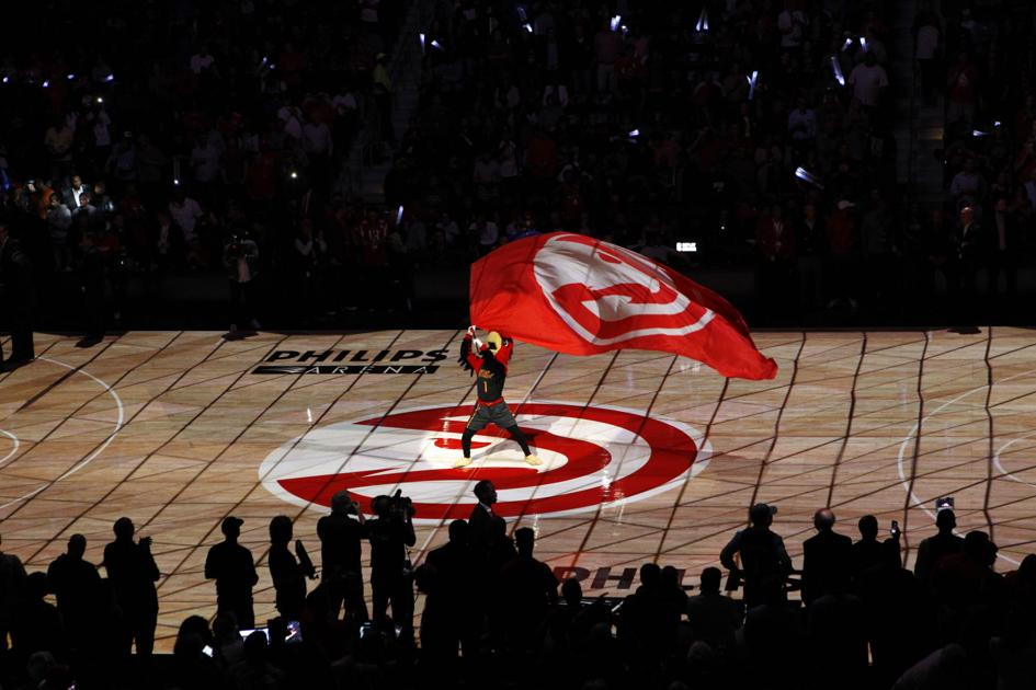 With Trump In Town Atlanta Hawks Urge Fans To Use Marta For Friday 39 S Game 6 Hawks