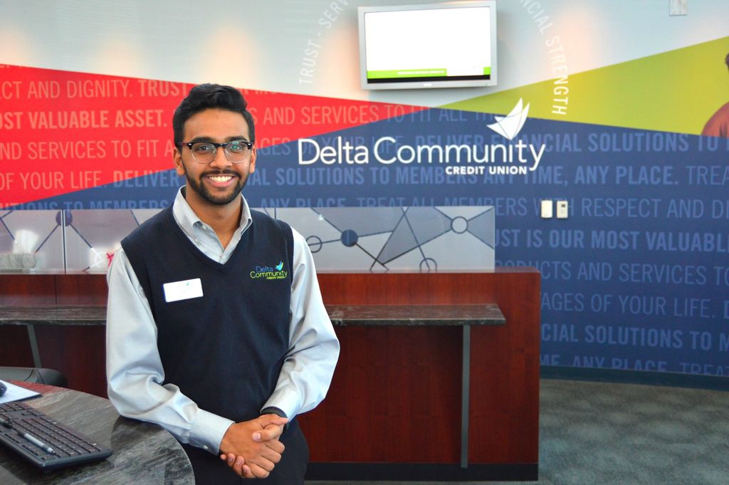 High school apprentices gain experience at Delta Community Credit ...