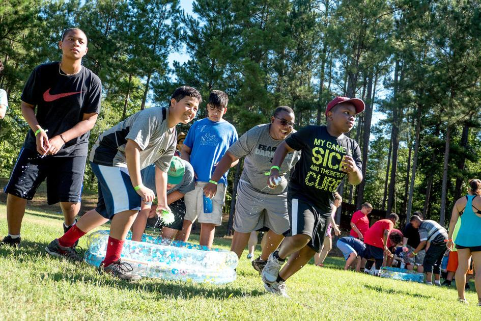 Strong4Life camp aims to show active, healthier lifestyle
