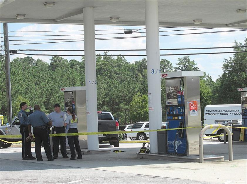 Gas Pipe Services Lawrenceville Ga : Cops man killed after confronting at lawrenceville