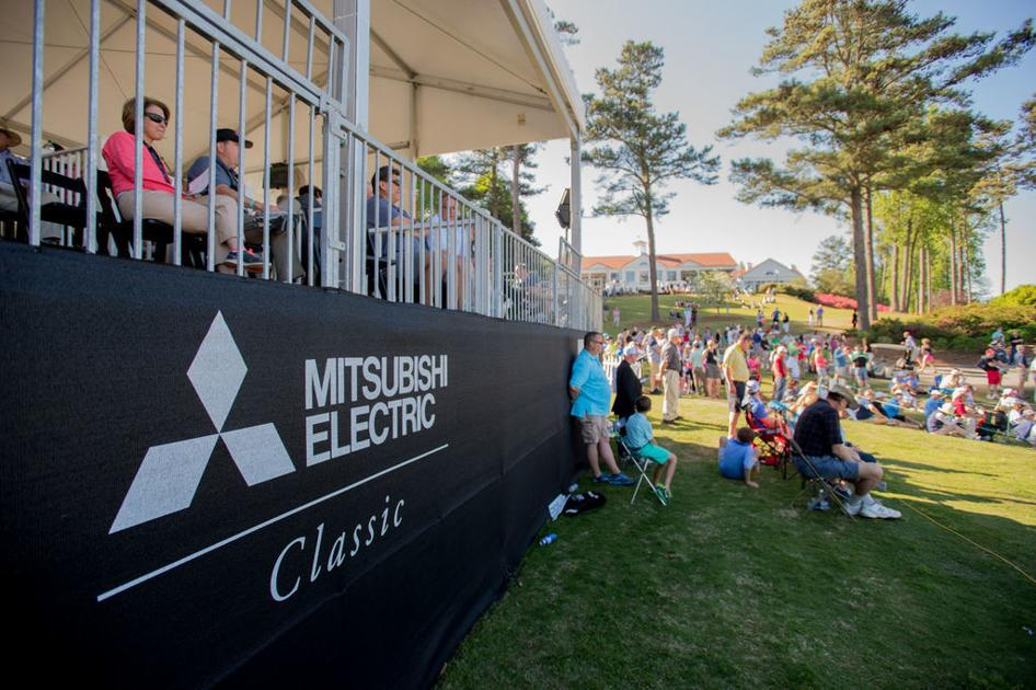 Gwinnett S Mitsubishi Electric Classic Names New Golf