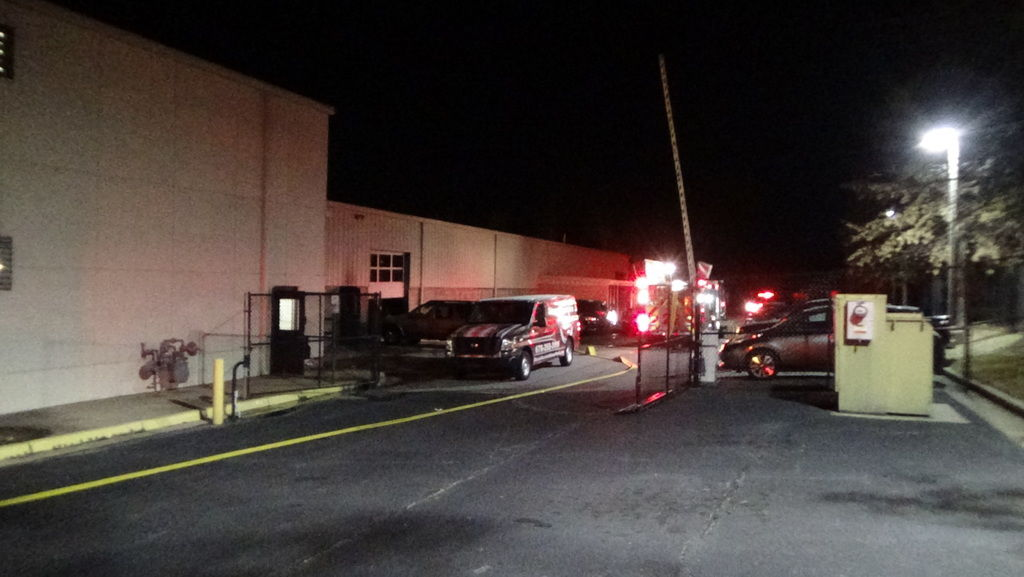 fire causes damage at stone mountain nissan in lilburn news. Black Bedroom Furniture Sets. Home Design Ideas