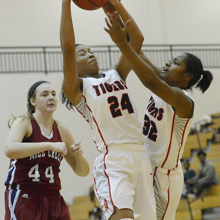 Archer vs. Mill Creek girls basketball