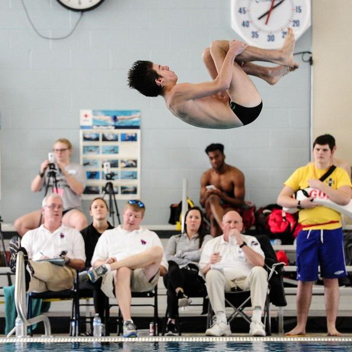Gwinnett County Boys Diving Championships