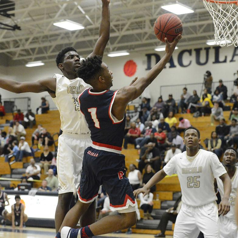 Berkmar at Dacula Boys Basketball