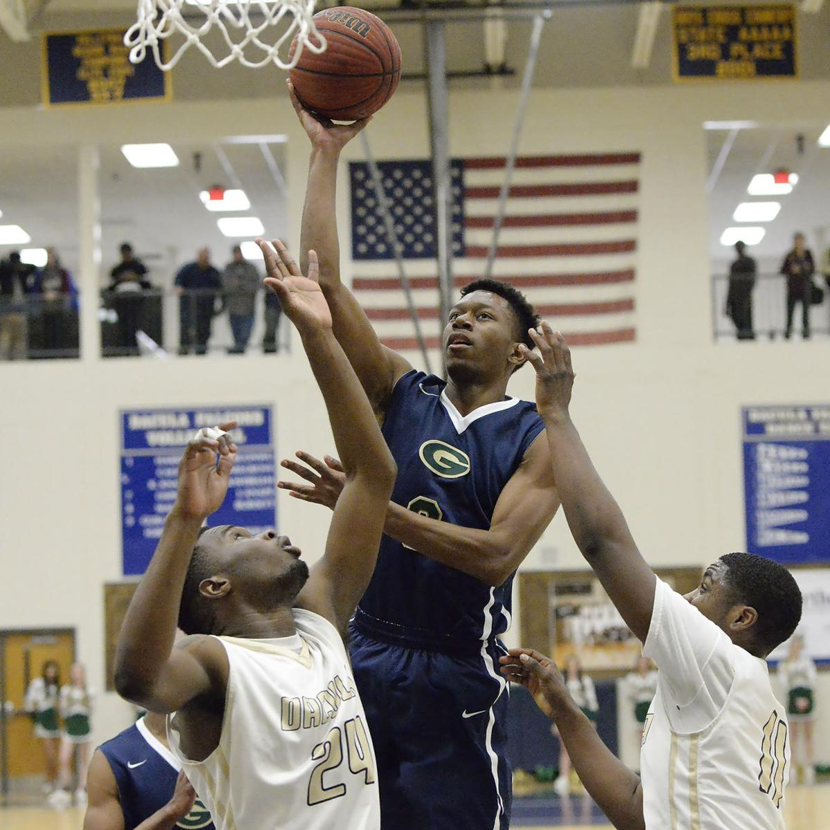 Grayson at Dacula Boys Basketball