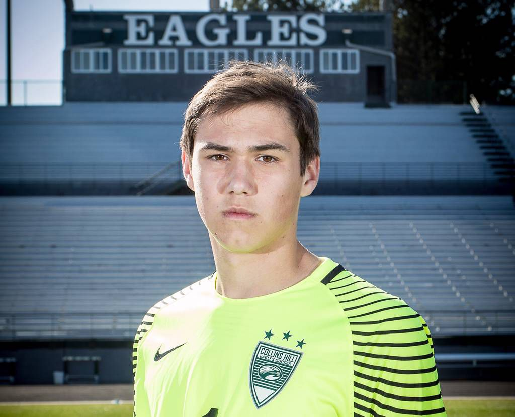 Fans choice athlete of the week collins hill s grant bell for Collins hill