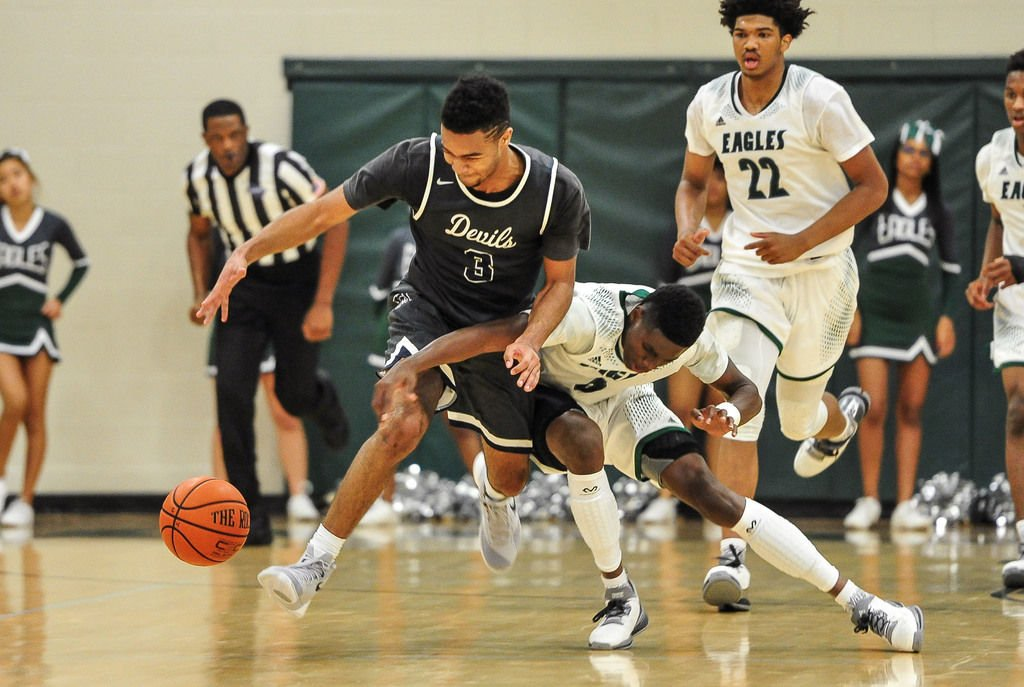 Well rounded effort helps norcross boys cruise past for Collins hill