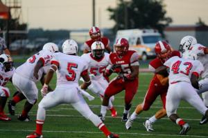 Week 1 - Richwood at Ouachita Parish (Photos by Keith Foster)